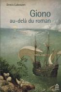 Couverture de Giono au-delà du roman